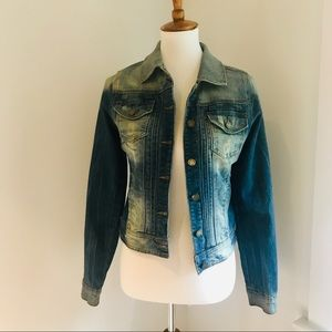 YMI Denim Jacket, Sz M